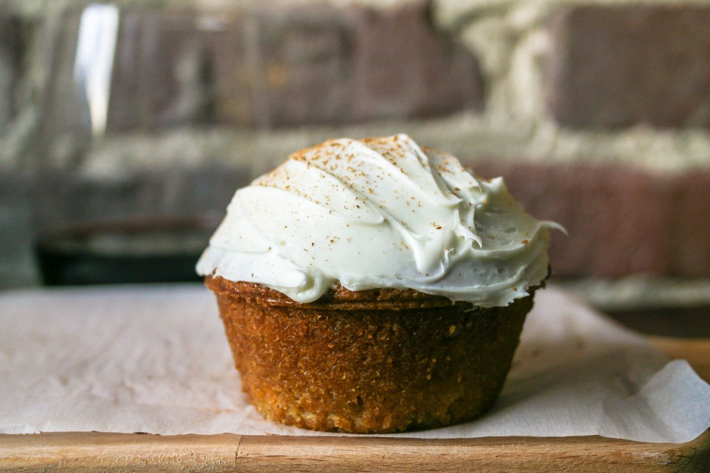 small batch carrot cake cupcakes a flavor journal