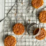 how to make mini carrot cakes