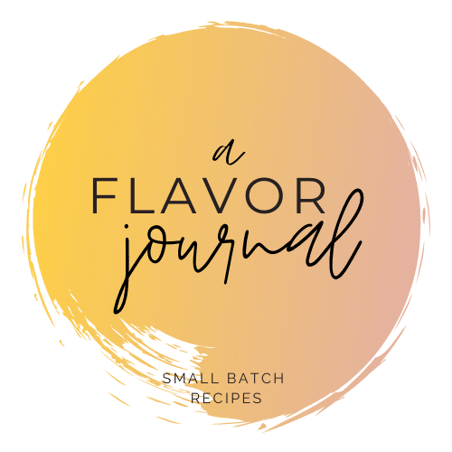 a flavor journal.