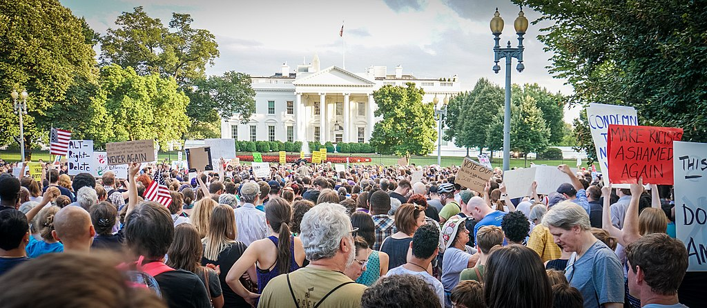 White House vigil