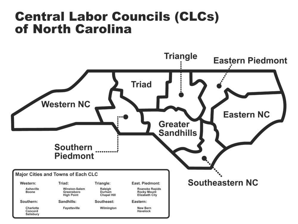 Central Labor Councils