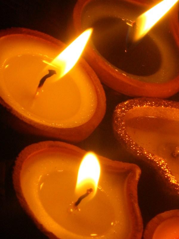 Diwali 2010 | A fleeting glimpse