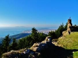 Vue sur Vlorë