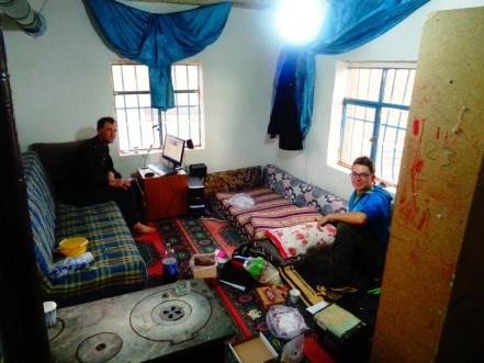 Chez Habib le berger