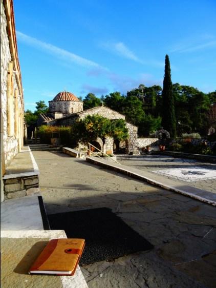 Le monastère de Tharry