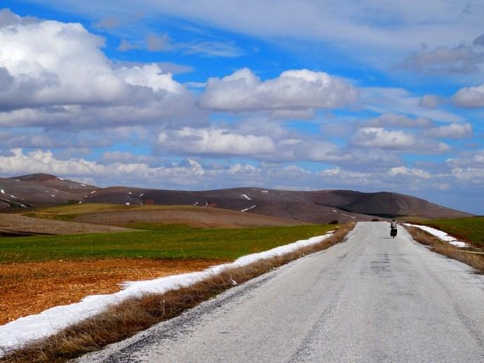 Les hauts plateaux turcs