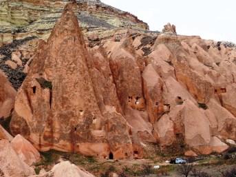 Balade en Cappadocie...