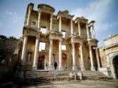 Turquie - La fameuse librairie de Celcius