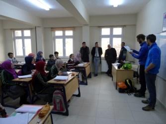 Une école en Turquie