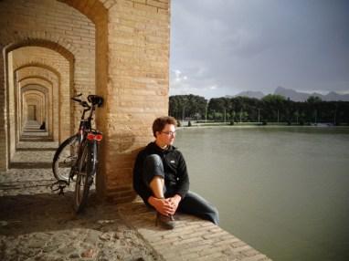 Le pont des 33 arches d'Esfahan