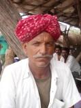 Inde : Homme du Rajastan