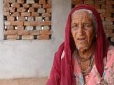 Inde : Grand mère du Rajastan