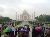 Inde - Le Taj Mahal