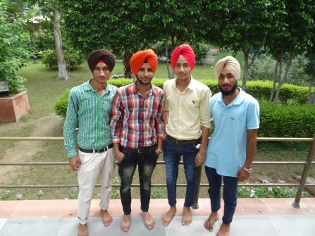 Les copains sikhs