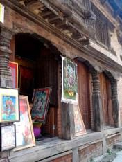 Artisanat de la vieille ville