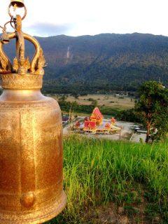 Première nuit en monastère thaï