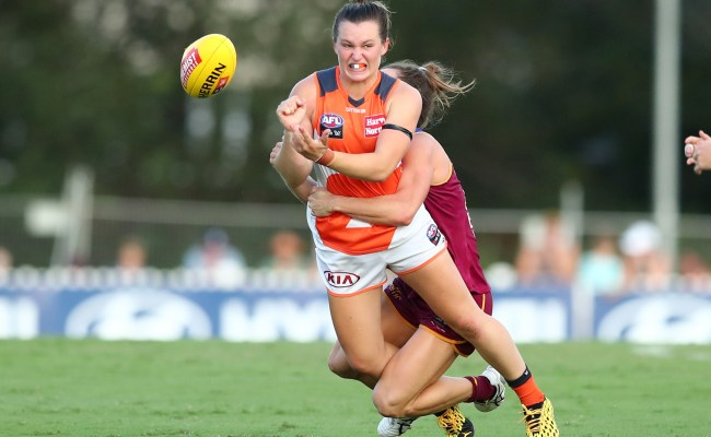 2020 Aflw All Australian Squad Announced Afl Nsw Act
