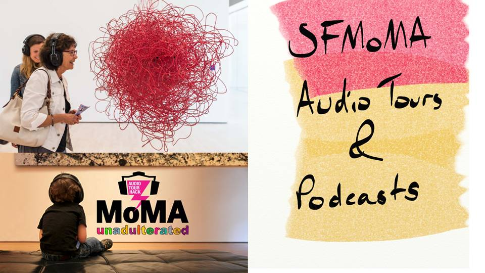 SFMoMA Asuio Tours