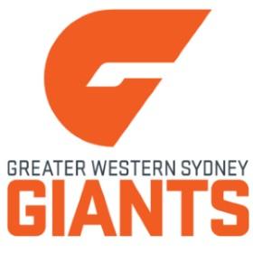 GWS Giants Logo 280