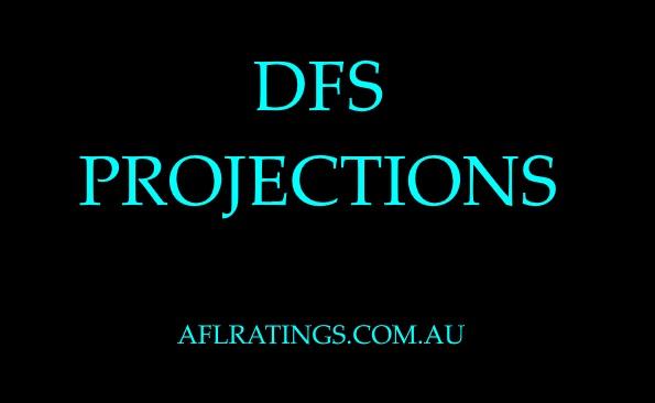 2021 DFS Projections: Round 9 Saints v Cats