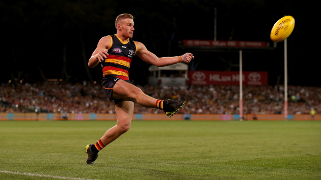 2021 Adelaide Best & Fairest: Rory Laird