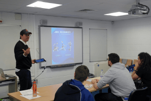 AFL Scotland Caoching Training Course