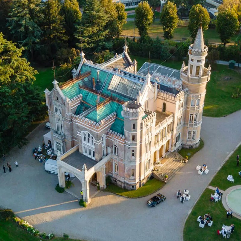 location per matrimonio in Lombardia Brianza