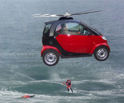 flying car hd images