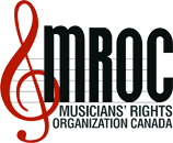 Musicians' Rights Organization Canada