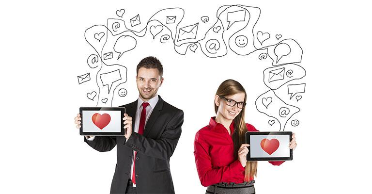 Er der en forskel mellem courting og dating