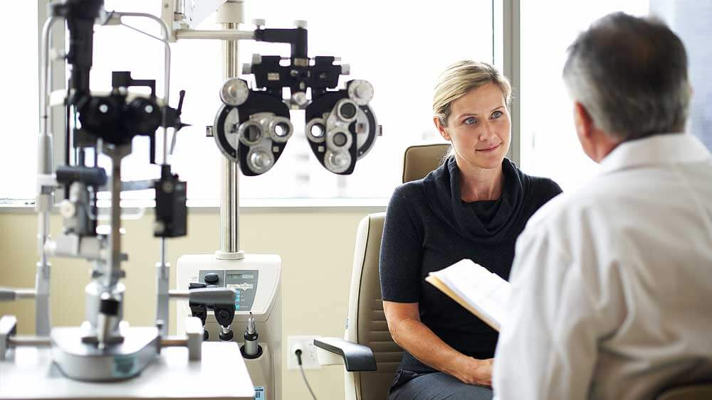 Eye Care with Diabetes