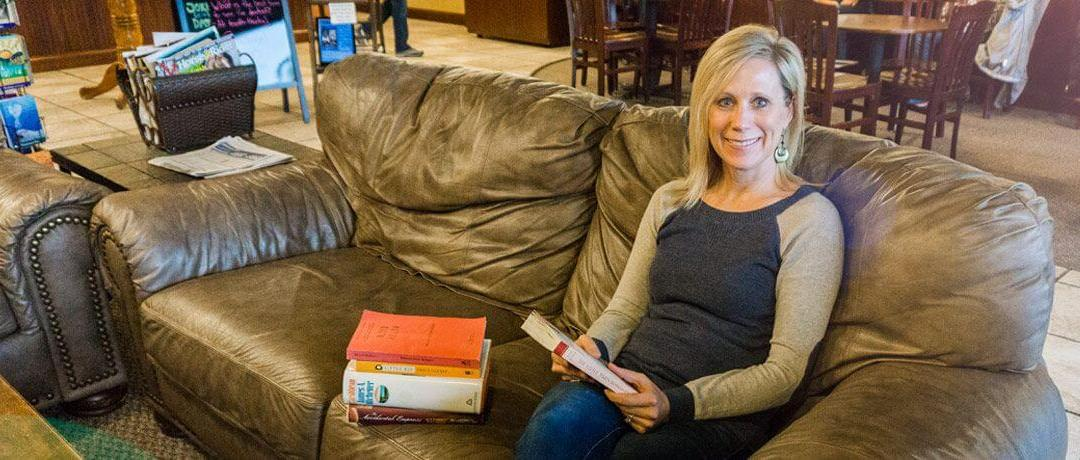 From Pages to Patients, Physician Assistant Amy Patrick Loves a Good Story