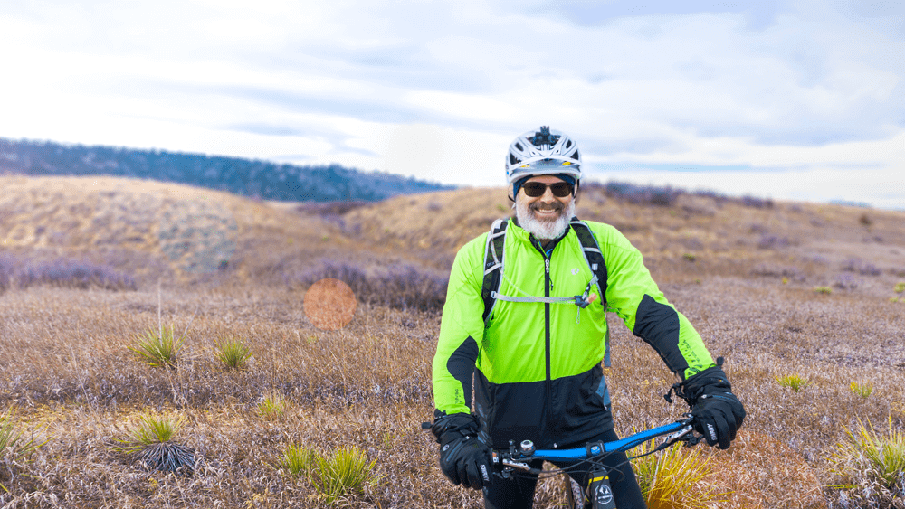 On the Trail with Michael Beck-Gifford, CPNP/FNP