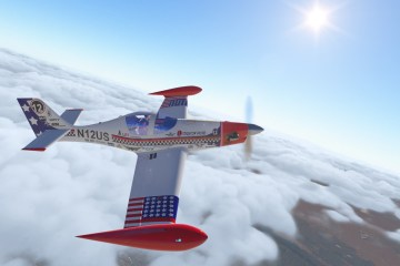 AFM Simulation | Advanced Flight Modeling Simulation