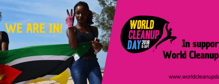 World Clean Up Day 2018