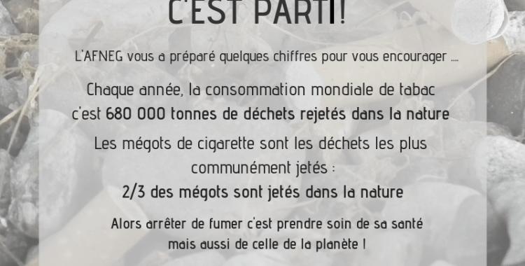 Retour sur le Moi(s) sans Tabac :  les impacts environnementaux du tabagisme