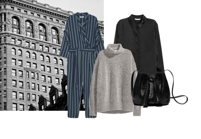 Latest Obsessions | Black, Grey & Navy