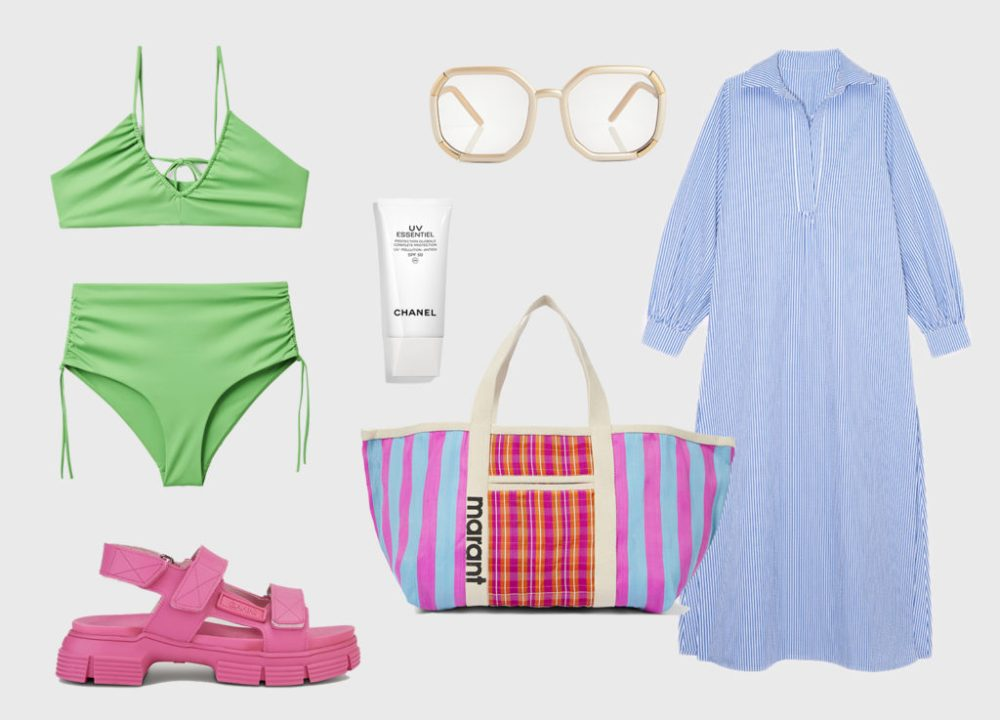 Holiday fashion and beauty essentials