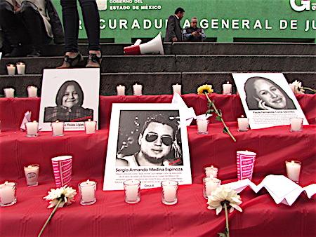 Exigen justicia por asesinato de un DJ en hotel de Toluca