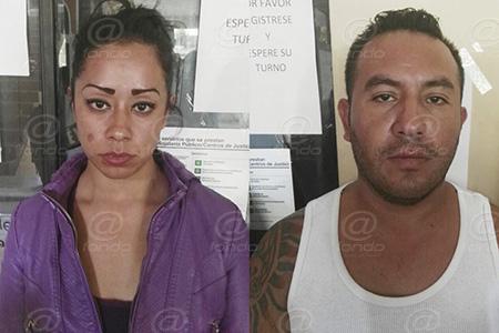 Los delincuentes fueron identificados por la víctima.