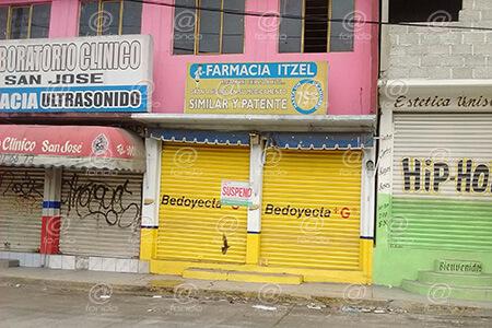 Esta colonia se encuentra entre las más peligrosas de Ecatepec.