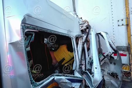 Los accidentes también causaron severo caos vial.