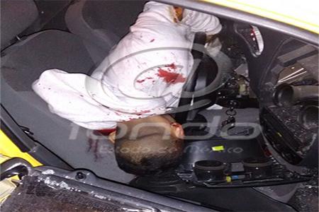 El joven murió por la herida de bala.