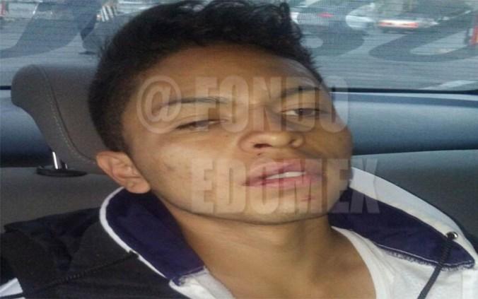 El ladrón recibió disparos en diferentes partes del cuerpo.