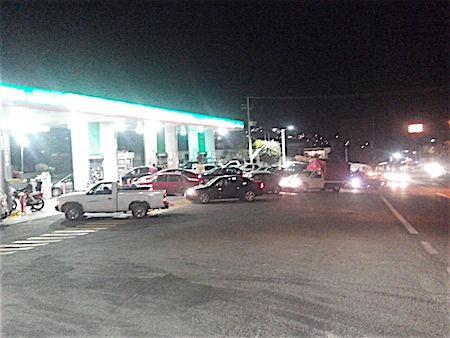 Se acaba la gasolina en Ixtapan de la Sal con 90% de ocupación hotelera