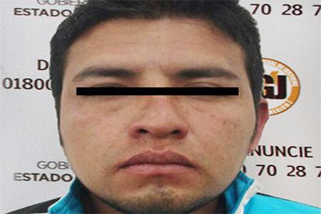 Detienen a delincuente que asesinó a un militar al salir de cajero automático de Ecatepec