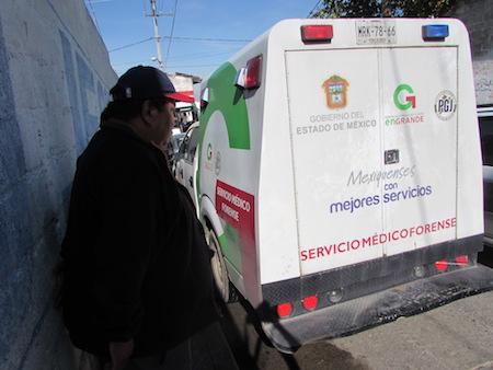 Muere hombre asesinado a golpes en Ecatepec