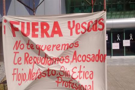 Paran hospital por conflicto entre empleados y directivos en Edomex