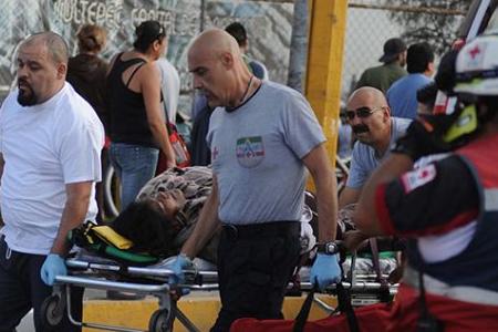 Una víctima más tras los estallidos del tianguis de pirotecnia de San Pablito