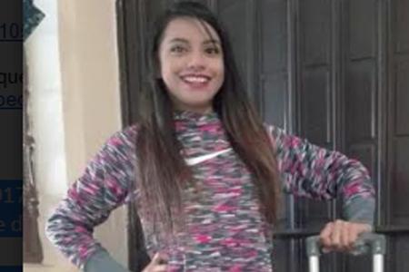 Jovencita salió de su casa rumbo al gimnasio y desapareció en Edomex